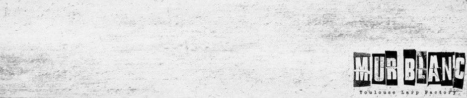 Mur Blanc : association de GN à Toulouse